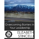 Barriers in your leadership cover